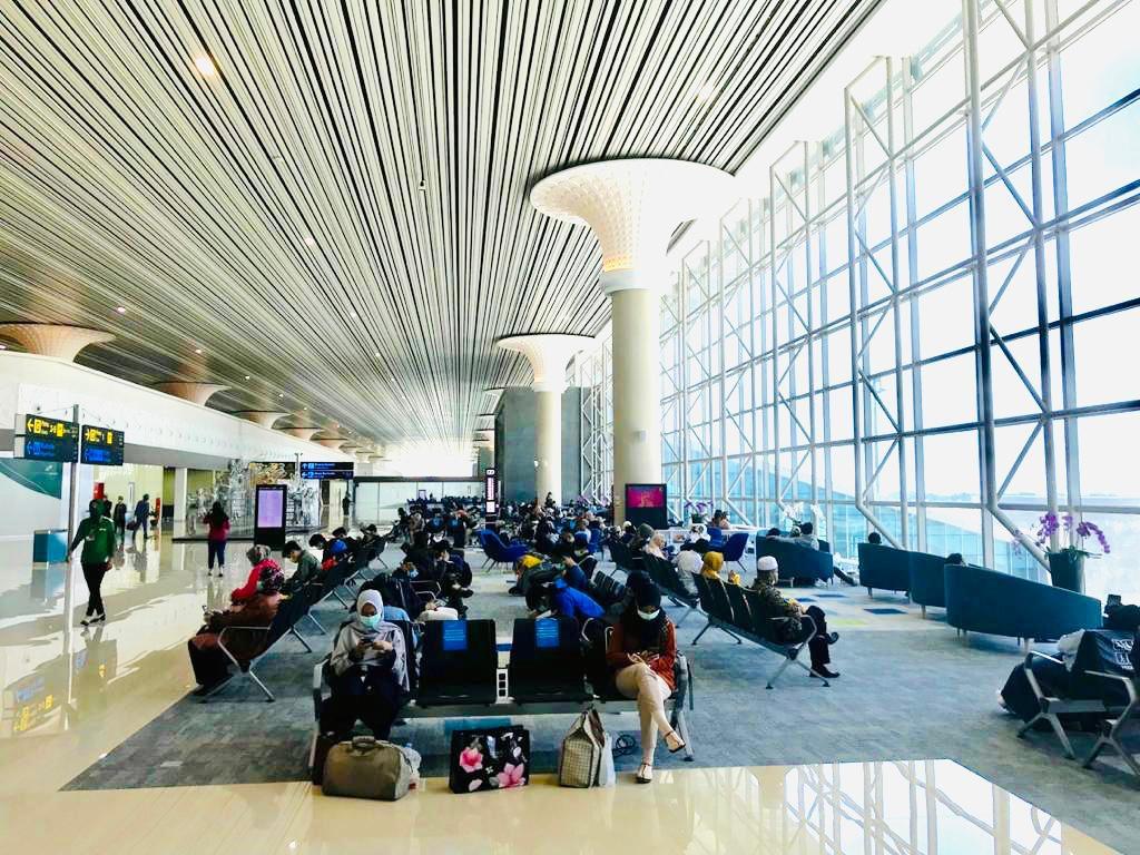 Jokowi inaugurates Yogyakarta International Airport