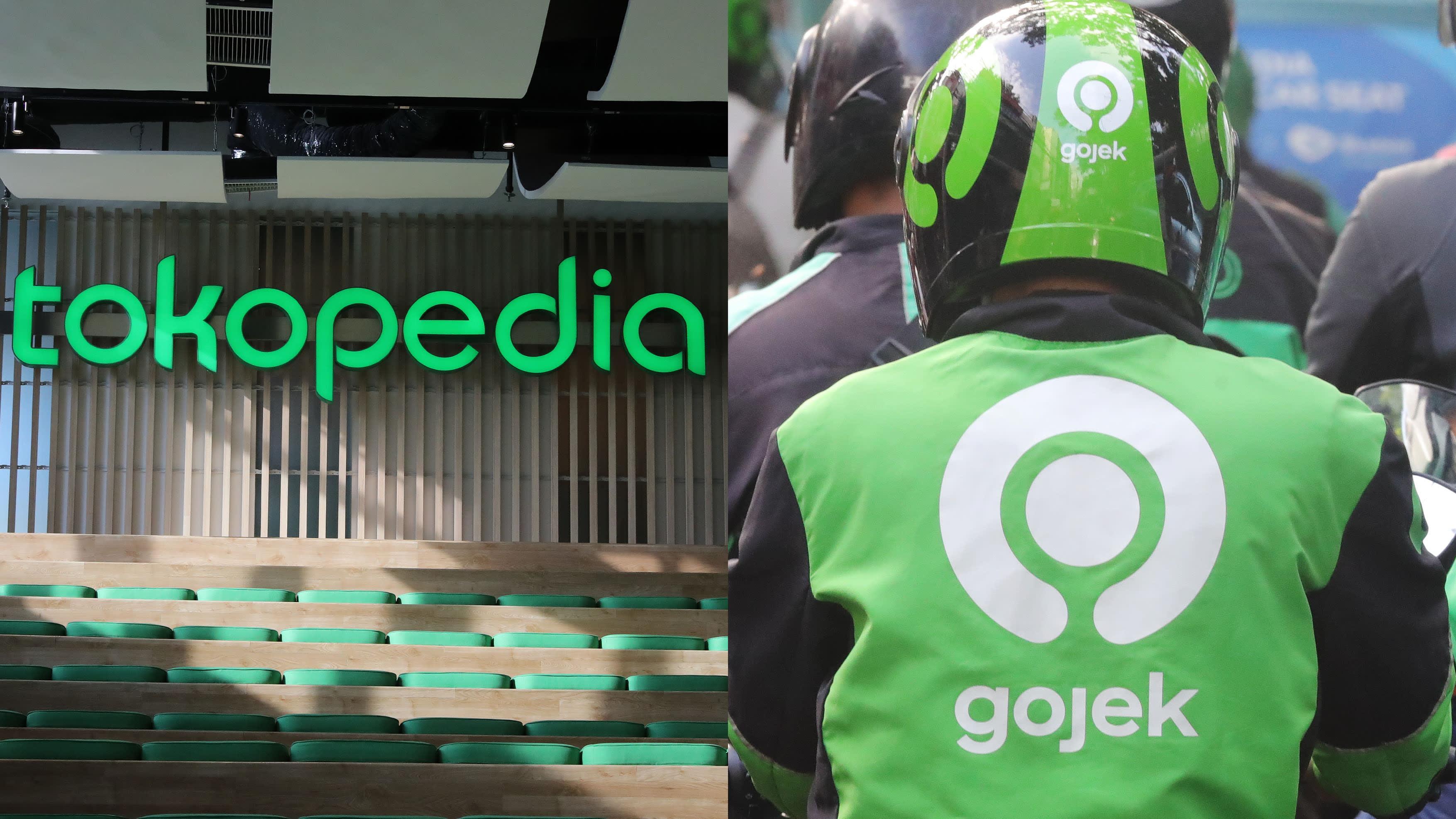 indonesias-gojek-in-merger-talks-with-tokopedia-to-battle-grab