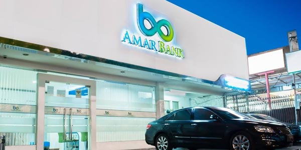 Tolaram Inc. divest 53% of its Amar Bank shares